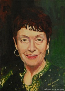 Portrait of Deb